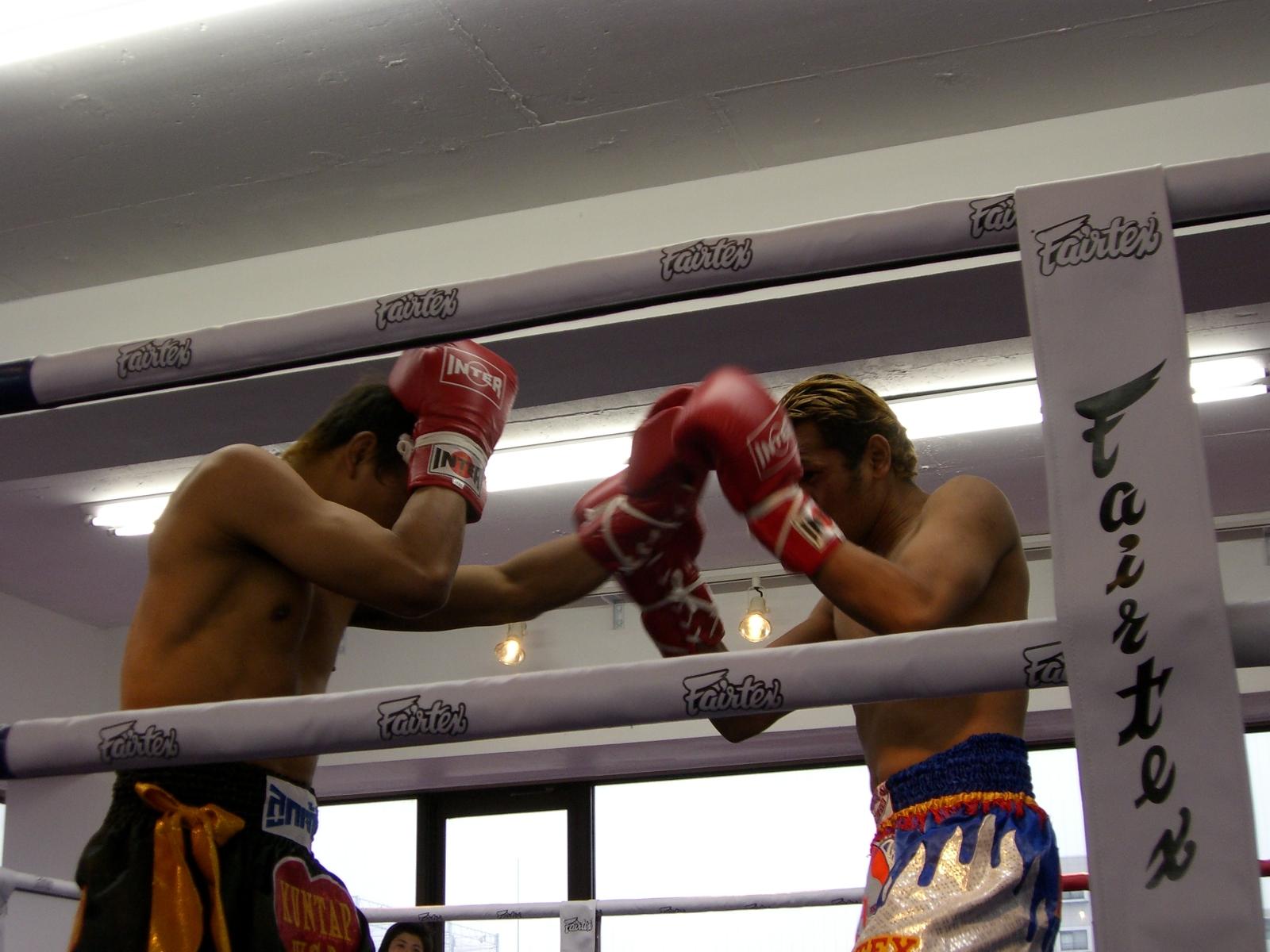 タイ旅行でムエタイ・ボクシング体験しませんか!【THE WOLF BOXING GYM】